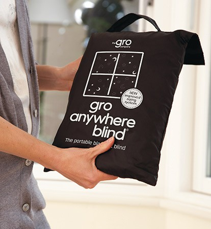 The Gro Anywhere Blind by The Gro Company (gro.co.uk/gro-anywhere-blind)